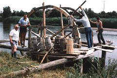 Waterwheel Assembly (2)